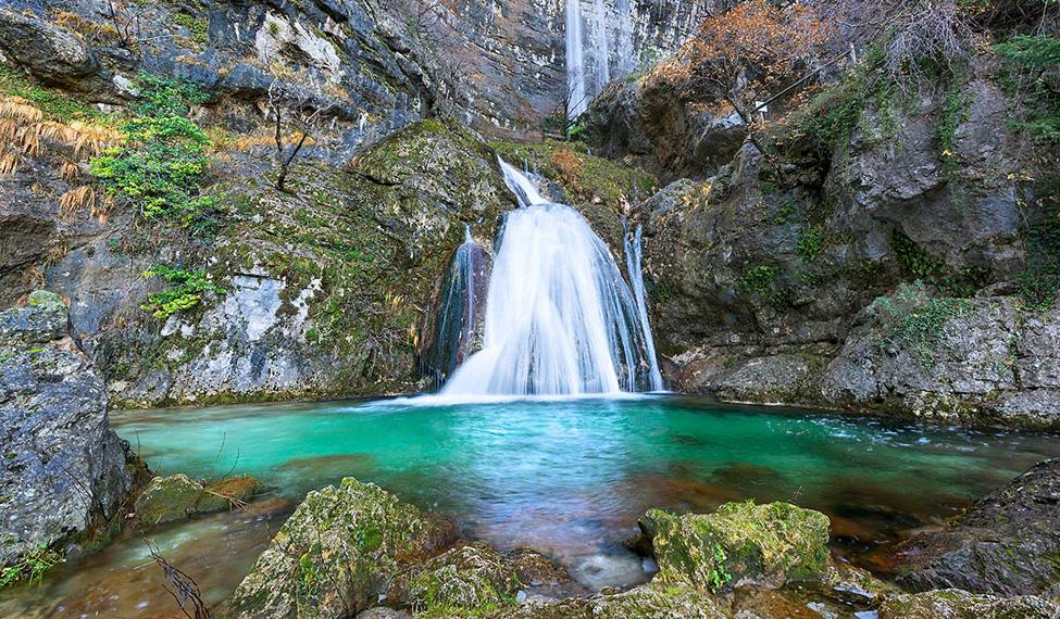 Parque Natural Los Calares del Mundo y de la Sima (Sierra del Segura)