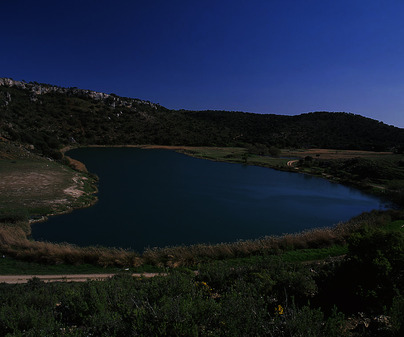 Monumento Natural Laguna del Arquillo /<b>Antonio Real Hurtado</b>