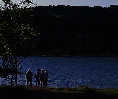 Parque Natural de las Lagunas de Ruidera (Albacete) /<b>Antonio Real Hurtado</b>