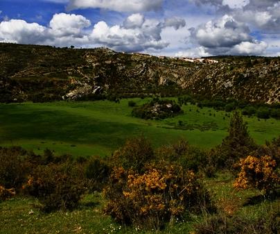 Monumento Natural Torcas de Lagunaseca. Serrania de Cuenca /<b>Antonio Real Hurtado</b>