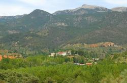 Vistas de Villaverde de Guadalimar