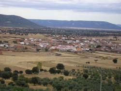 Cerro de Don Rodrigo.Alcoba
