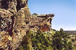 El Picayo. Arcos de la Sierra (Provincia de Guadalajara)