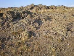 Microreserva Cerros Volcanicos LaMiñosa. Guadalajara