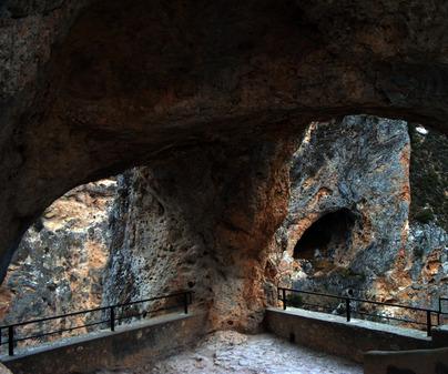 Ventano del Diablo (Villalba de la Sierra, Cuenca)