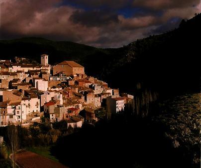 Vista de Bogarra