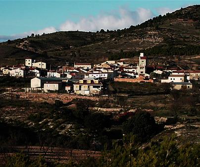 Vista de las Peñas de San Pedro