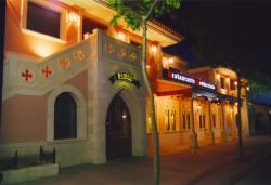 Restaurante Montecristo (San Pedro-Albacete)