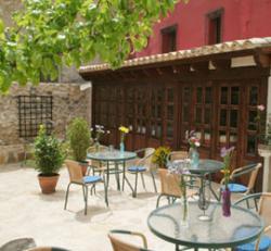 Casa Rural Casa del Canonigo Cuenca Terraza