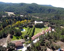 Balneario Baños de Alcantud, en Alcantud (Cuenca)