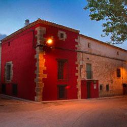 Casa Rural La Casa del Canónigo, en Carcacenilla (Huete, Cuenca)