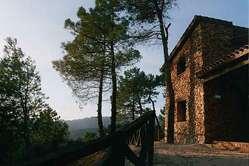 Complejo Las Salinas del Maguillo, en Villaverde de Gaudalimar (Albacete)
