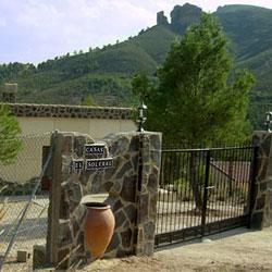 Casas Rurales El Soleral, en Yeste (Albacete)