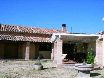Casa Rural El Molino de las Eras (Segurilla, Toledo)
