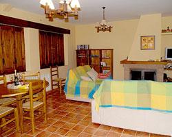 Casa Rural Campoamor, en la aldea de Riópar Viejo (Riópar, Albacete)