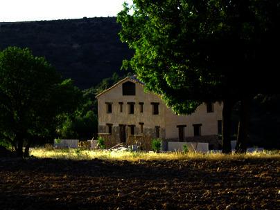 Casa Rural La Bartola. Casa Grande (Castilforte, Guadalajara)