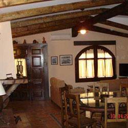 Casa Rural La Tablona, en Horcajo de los Montes (Ciudad Real)