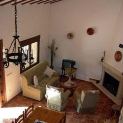Casa Rural La Marquesa, en Atalaya del Cañavate (Cuenca)