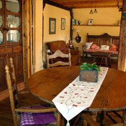 Casa Rural La Puentecilla de Arriba, en Valdemeca (Cuenca)