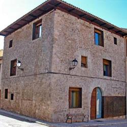 Casa Rural Señores de Cuba, en Palomera (Cuenca)