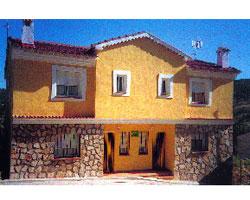 Casas Rurales El Pantano, en Santa María del Val (Cuenca)