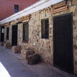 Casa Rural Fuente del Gamellón, en Buenache de la Sierra (Cuenca)
