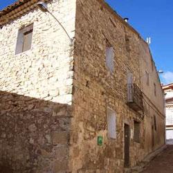 Casa Rural Las Torcas, en Cañada del Hoyo (Cuenca)