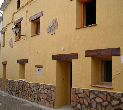 Casa Rural El Museo, en Albalate de las Nogueras (Cuenca)