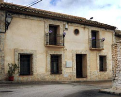 Casa Rural El Gallo, en Casas de Haro (Cuenca)