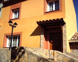 Casa Rural Las Cerrás, en Las Majadas (Cuenca)