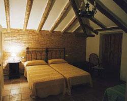 Casa Rural El Abuelo Amancio, en Rubielos Bajos (Pozorrubielos de La Mancha, Cuenca)