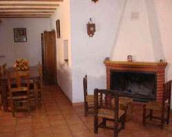 Casa Rural Casa Riánsares, en Valeria (Las Valeras, Cuenca)