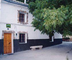 Casa Rural Cortijo de Ramón Petra, en Pedro Andrés (Nerpio, Albacete)
