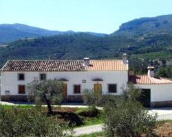 Casa Rural El Cortijo, en Majada Carrasca (Yeste, Albacete)
