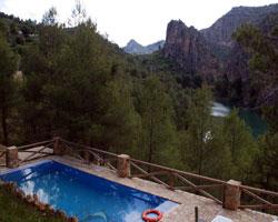 Casa Rural Los Acebos, en la aldea del Morrión (Yeste, Albacete)