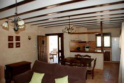 Casa Rural Cortijo Bellavista 1, en Alcaraz (Albacete)