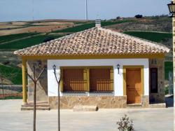 Casa Rural Hospedería Cruz del Viso, en El Bonillo (Albacete)