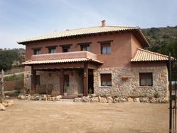 Casa Rural Los Autillos, en Romancos (Guadalajara)