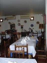Restaurante El Molino, en Nuño Gómez (Toledo)