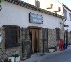 Casa Rural y Mesón El Molino, en Nuño Gómez (Toledo)