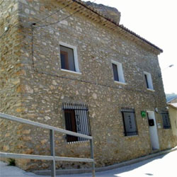 Casa Rural Molino de Papel, en Molinos de Papel (Palomera, Cuenca)