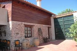 Casa Rural Vallehermoso, en San Carlos del Valle (Ciudad Real)