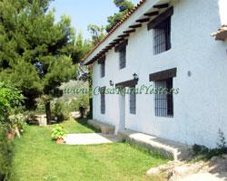 Casas Rurales Camaretas, en la pedanía de Bochorna (Yeste, Albacete)