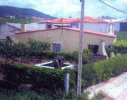 Casa Rural del Río, en Valdeolivas (Cuenca)