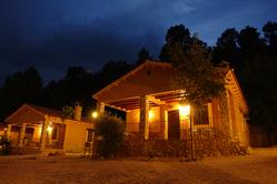 Casas Rurales El Batán del Río Tus, en Tus (Yeste, Albacete)