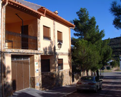 Casas Rurales Beuman y Neuman, en Alcaraz (Albacete)