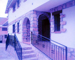 Casa Rural Pablo, en Orea (Guadalajara)