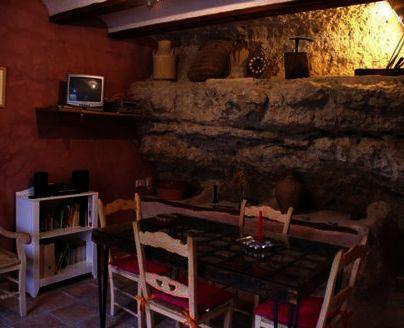 Casa Rural Jaraíz . Comedor(Jorquera-Cubas, Albacete)