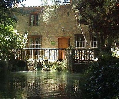 Casa Rural Molino del Marqués (Cañete, Cuenca)
