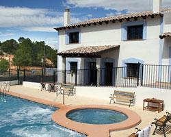 Casas Rurales del Abuelo, en Férez (Albacete)